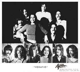 Horatio group picture 1970