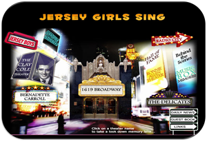 Jersey Girl Sing Home Page
