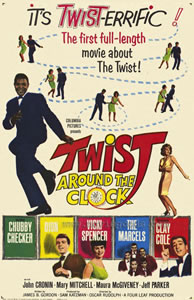 Twist Around the Clock Ad